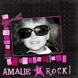 Amalieyourock